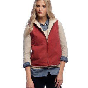 Stormy Kromer Parkland Corduroy Women's Vest Zip